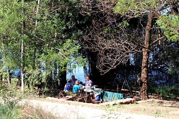 Picnic at Rietvlei Nature Reserve
